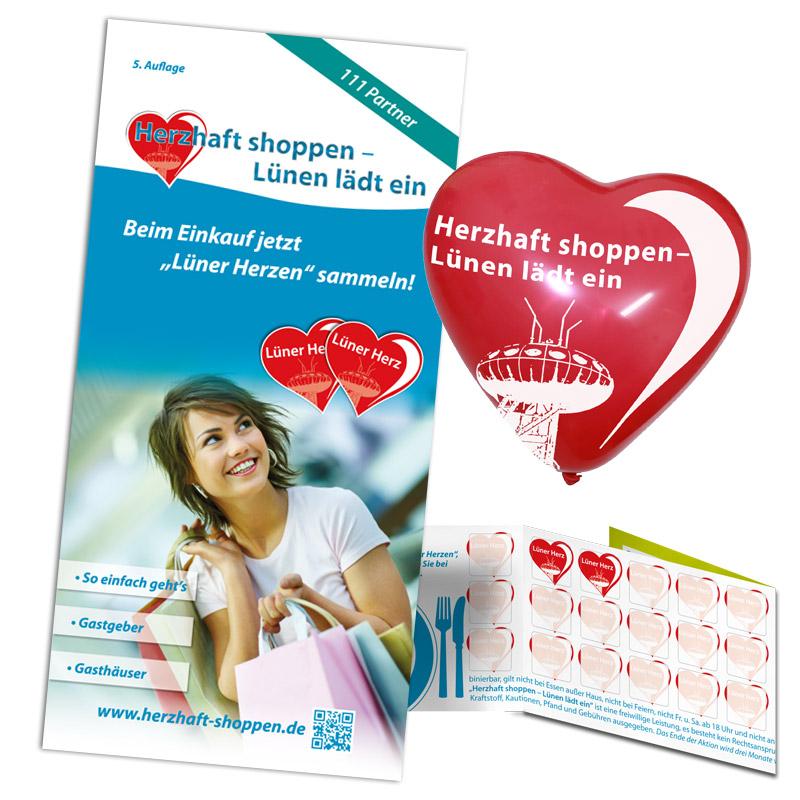 Werbeagentur JULO MEDIA Lüner Herzen